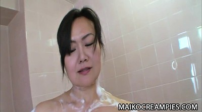 Japanese wife, Hairy mature