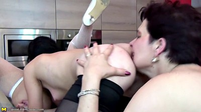 Party, Old mature, Granny lesbians, Granny group, Lesbian young and old, Young sex