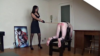 Caning, Miss, Hard spank
