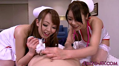 Nurse, Japanese nurse, Blowjob, Japanese big, Japanese uniform, Japanese busty