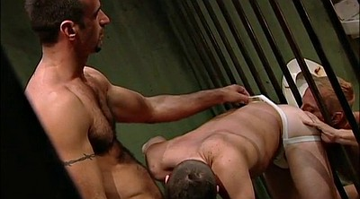 Muscle, Prison, Bar, Spit, Spitting