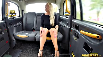 Taxi, Hairy blonde pussy