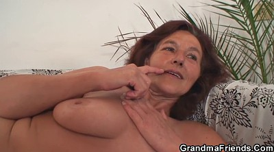 Old young, Granny threesome
