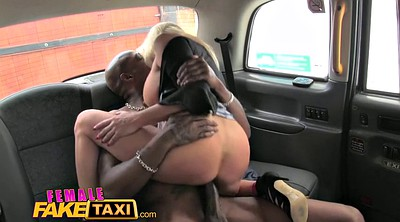 Fake taxi, Fake, British, Female fake taxi