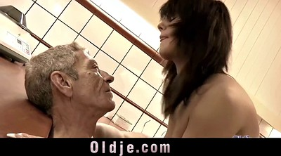 Old pussy, Melanie, Hairy pussy licking, Hairy man