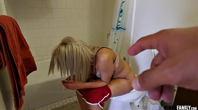 Step, Step sister, Sister creampie, Sister ass