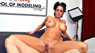 Ava addams, Riding, Huge