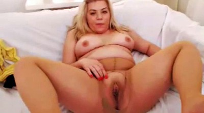 Pantyhose bbw, Missionary position