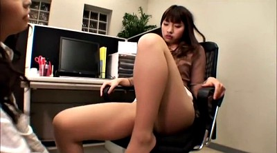 Nylon foot, Asian foot, Asian office, Nylon foot fetish, Nylon asian, Asian nylon