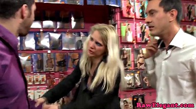 Shoplifter, Shoplifter anal, Shoplift, Punish anal, Doublepenetration, Anal punishment