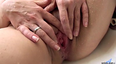 Hot mom, Mature shower, Mature mom, Mom shower