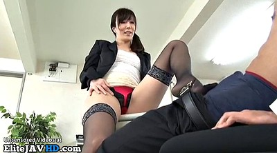 Japanese massage, Japanese blowjob, Office, Japanese mature, Office japanese, Mature feet