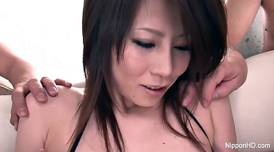 Japanese couple, Japanese gangbang, Japanese big cock