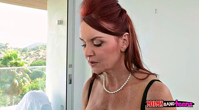 Red milf, Red hair