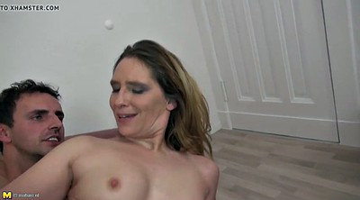 Mom and son, Caught, Mature moms, Caught fucking