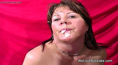 Bukkake, Wife facial