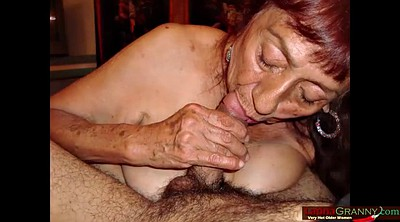 Grannies, Slideshow, Mature latina