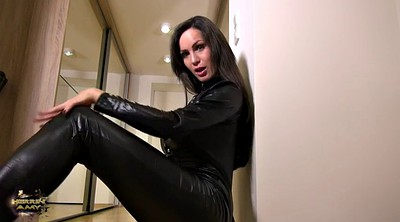 Feet, Latex, Leather, Suit, Stunning, Milf feet