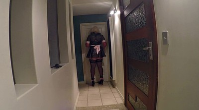 Sissy, Cleaning, The maid, House cleaning