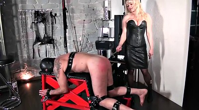 Slave, Caning, Latex, Caned