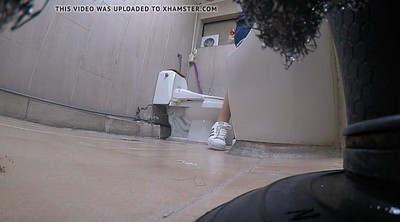 Korean, Korean teen, Hidden, Asian toilet