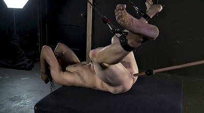 Gay bdsm, Ruin, Tie, Fucking machine, Dildo machine, Gay dildo