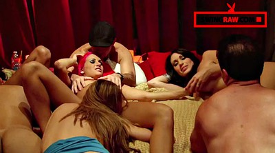 Swinger sex, Group orgy, Action