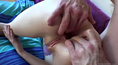 Feet, Insert, Prolapse, Gape, Anal riding