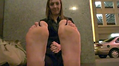 Mature feet, Sole, Stinky