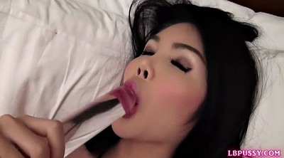 Ladyboy, Post, Asian shemale, Fucks