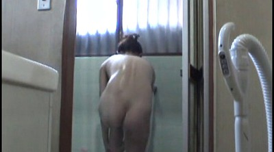Shower, Peeping, Japanese voyeur, Japanese shower