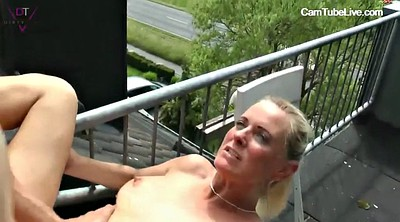 Watching, Balcony, Webcam group