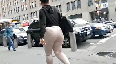 Jeans, Butt, Walking, Walk