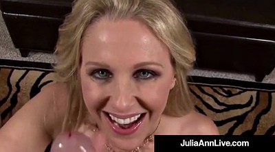Julia ann, Double