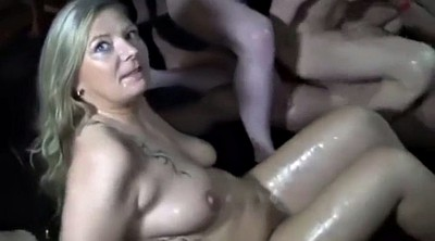 Milf, Pissing, Heidi, Group mature, Mature piss, Gangbang mature