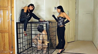 Humiliation, Slaves