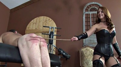Spank, Caning, Caned, Brutal, Femdom strapon, Femdom caning