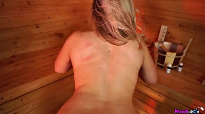 Mom pov, Sauna, Solo mom