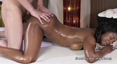 Blacked, Ebony massage
