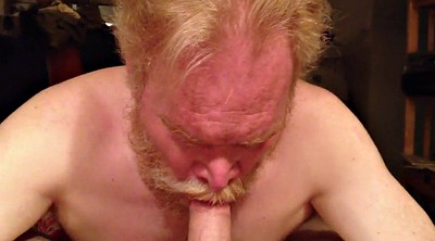 Old gay, Red milf