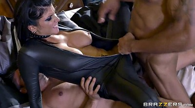 Boots, Romi rain, Leather, Triple penetration, Gloves