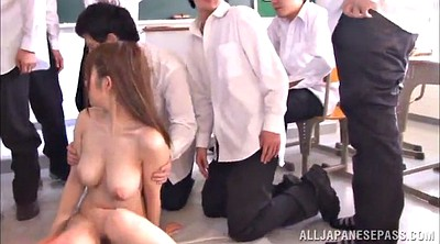 Orgasm, Asian gangbang, Nature, Tits hairy, Asian gang bang, Hairy pussy licking