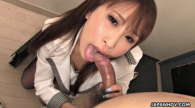 Japanese throat, Japanese deep, Japanese deep throat, Japanese babe, Business, On her knees