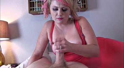 Mommy handjob, Baby
