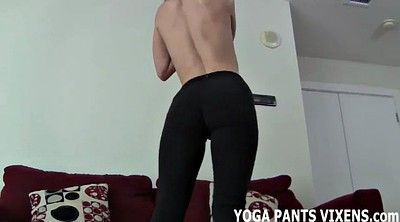 Yoga pants, Hot pants