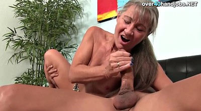 Old woman, Milf massage, Womanizer