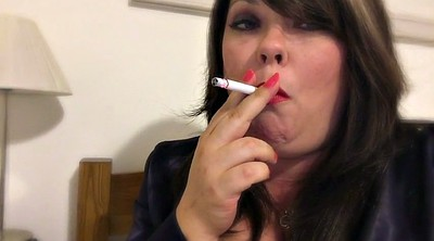Tricked, Chat, Bbw smoking, Tricks