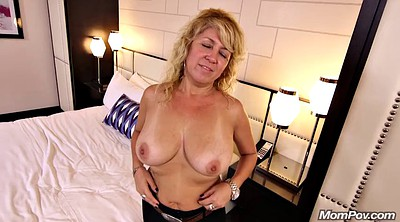 Cream pie, Natural tits, Mature creampie