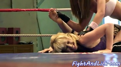 Big ass, Wrestling, Rimming, Fight lesbian