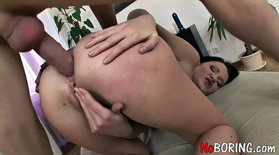 Big ass anal, Missionary creampie